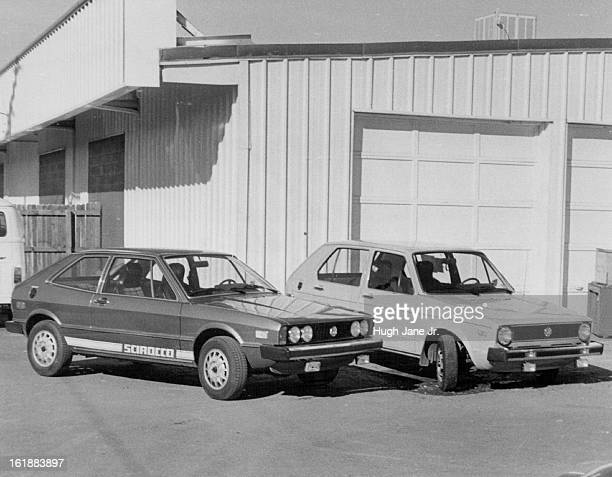 MAR 20 1975 MAR 23 1975 Volkswagen's new Rabbit and Scirocco offer people carriers with performance and economy
