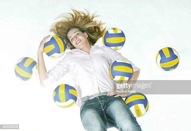 Volleyball / Frauen Feature Christina Benecke Hamburg Personenfeature Christina BENECKE 170304