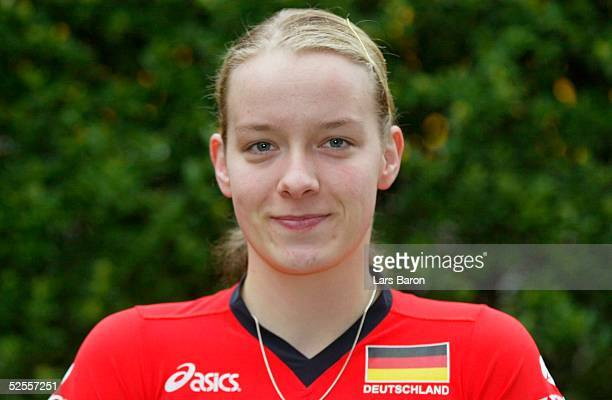 Volleyball / Frauen NOK Feature Heidelberg Andrea BERG 230504