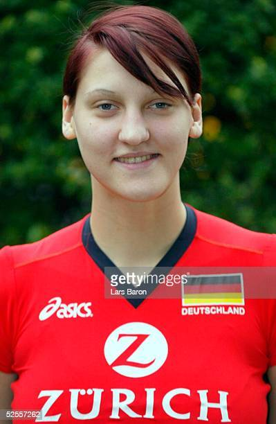 Volleyball / Frauen NOK Feature Heidelberg Tina GOLLAN 230504