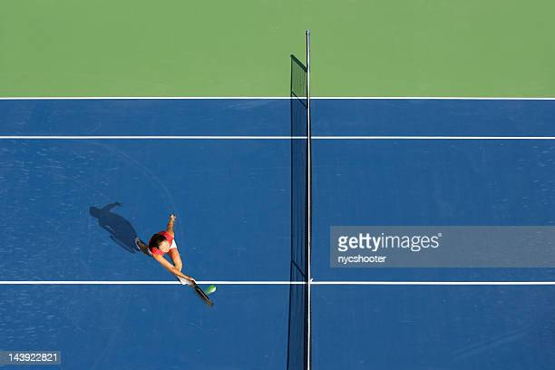 volleyball tennis - tennis player stock pictures, royalty-free photos & images