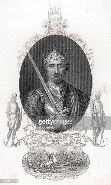 Page 22 Picture 1 British Royalty A portrait of William the Conqueror