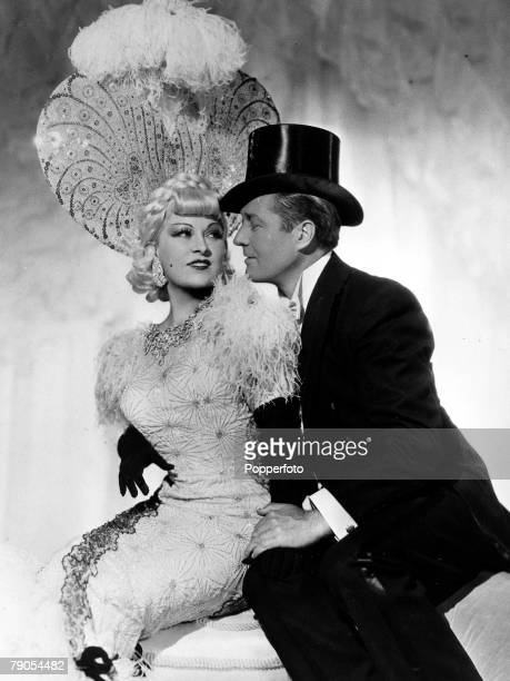 Volume 2 Page 103 Picture 6 US film actress Mae West and Edmund Lowe in Everydays a Holiday