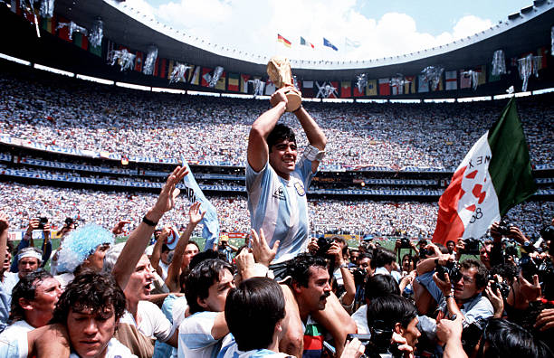 UNS: Game Changers - Diego Maradona