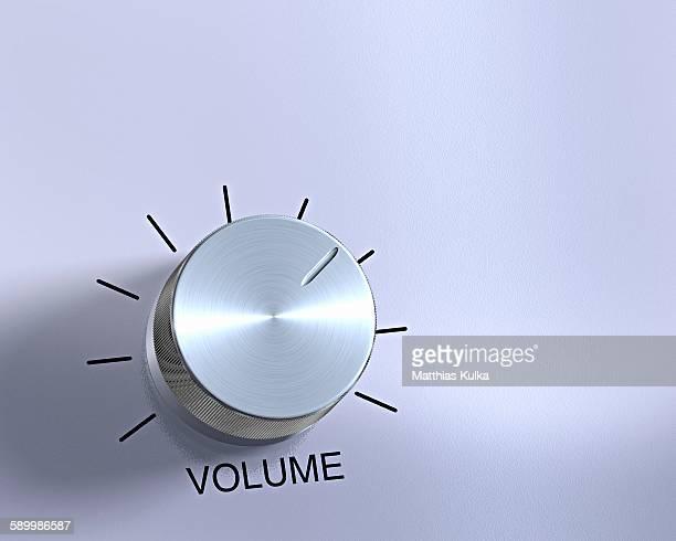 Volume Control Dial