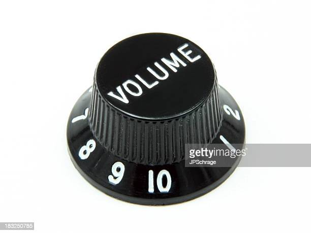 Volume Knob at an Angle