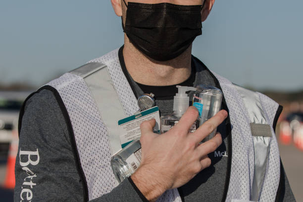 SC: McLeod Health Mass Vaccination Event At Darlington Raceway