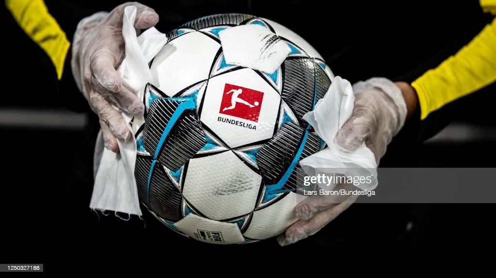 Borussia Dortmund v 1. FSV Mainz 05 - Bundesliga for DFL : News Photo