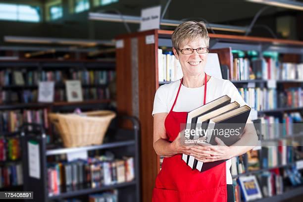 Volunteer Librarian