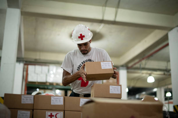 VEN: Red Cross Distributes Second Shipment of Aid in Venezuela