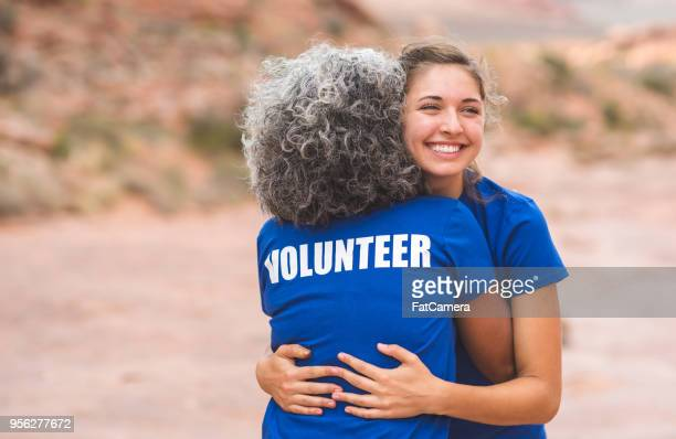 volunteers at utah desert race - charity benefit stock pictures, royalty-free photos & images