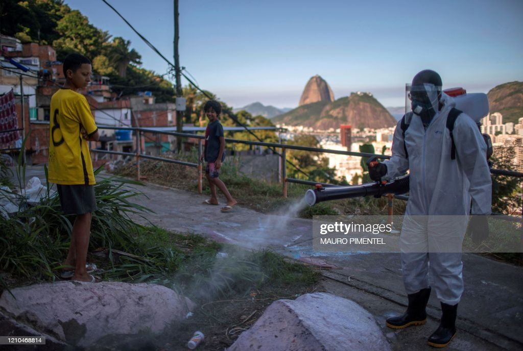 BRAZIL-HEALTH-VIRUS : News Photo