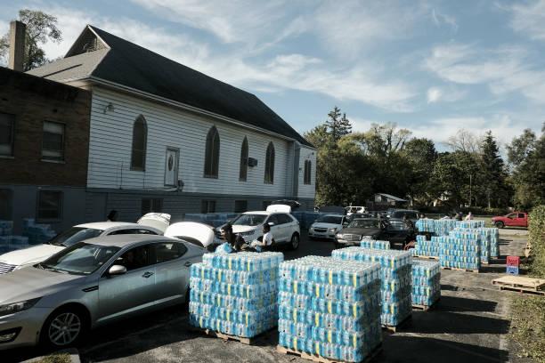 MI: Benton Harbor Water Crisis Amid Elevated Lead Levels