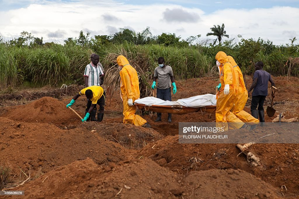 HEALTH-EBOLA-WAFRICA-SLEONE : News Photo