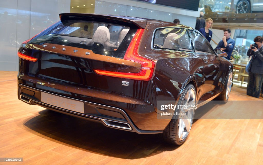 International Geneva Motor Show 2014 Pictures Getty Images