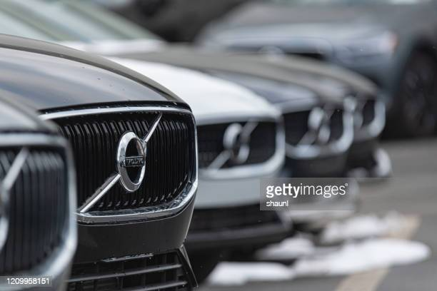2020 volvo inventory - volvo stock pictures, royalty-free photos & images