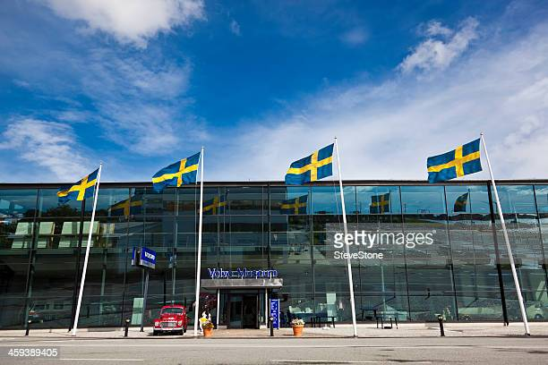Volvo museum Gothenburg Sweden