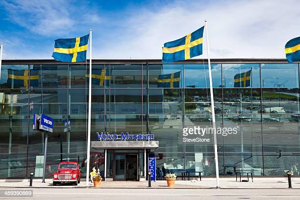 Volvo Museu Gotemburgo, Suécia