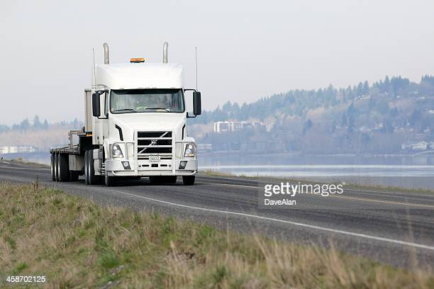 volvo trucking - volvo stock pictures, royalty-free photos & images