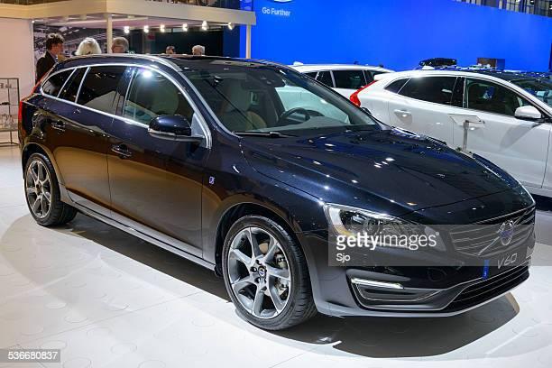 Volvo V60 estate Auto