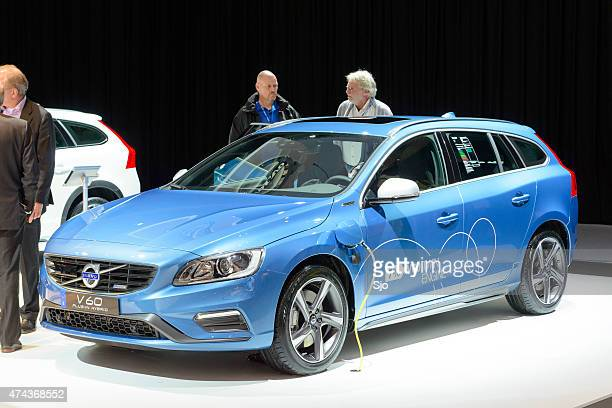 Volvo V60 Plug In Hybrid estate car
