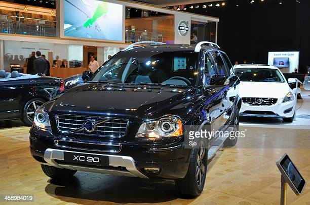 volvo xc90 - volvo stock pictures, royalty-free photos & images