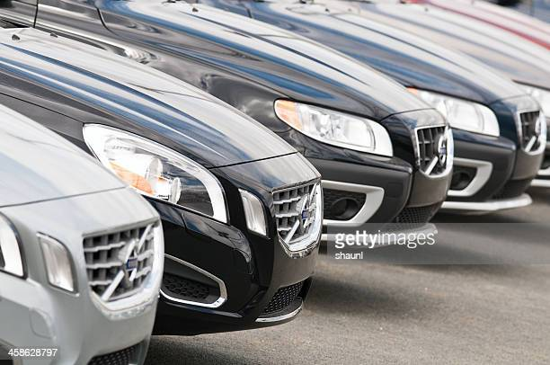 volvos - volvo stock pictures, royalty-free photos & images