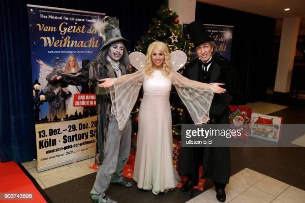 Vom Geist der Weihnacht gastiert vom 13 bis 29 Dezember 2016 in den Satory Sälen Köln Der geizige und verbitterte Geschäftsmann Scrooge erhält eines...