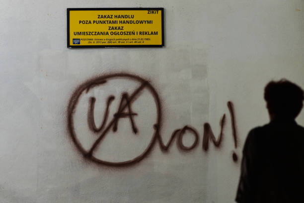 https://media.gettyimages.com/photos/von-a-racist-wall-inscription-against-ukrainians-seen-inside-an-in-picture-id679610912?k=6&m=679610912&s=612x612&w=0&h=gr2h0PfizYe9zu222rwVgFQ8QHmhl3KTSD93AGtQDRw=