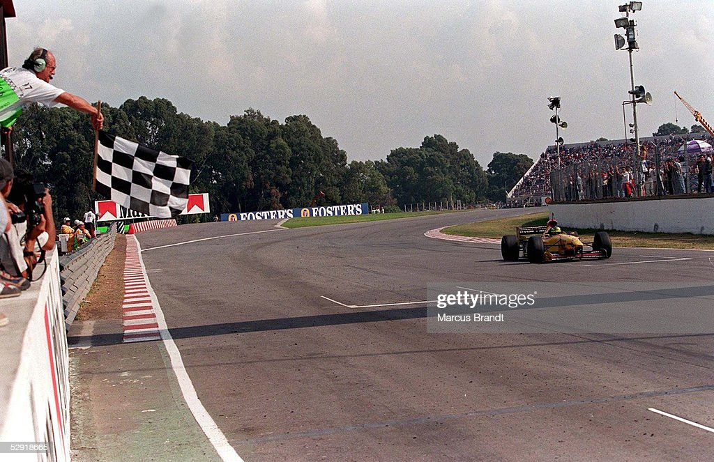 FORMEL 1: GP von ARGENTINIEN 1997 Buenos Aires, 13.04.97 : News Photo