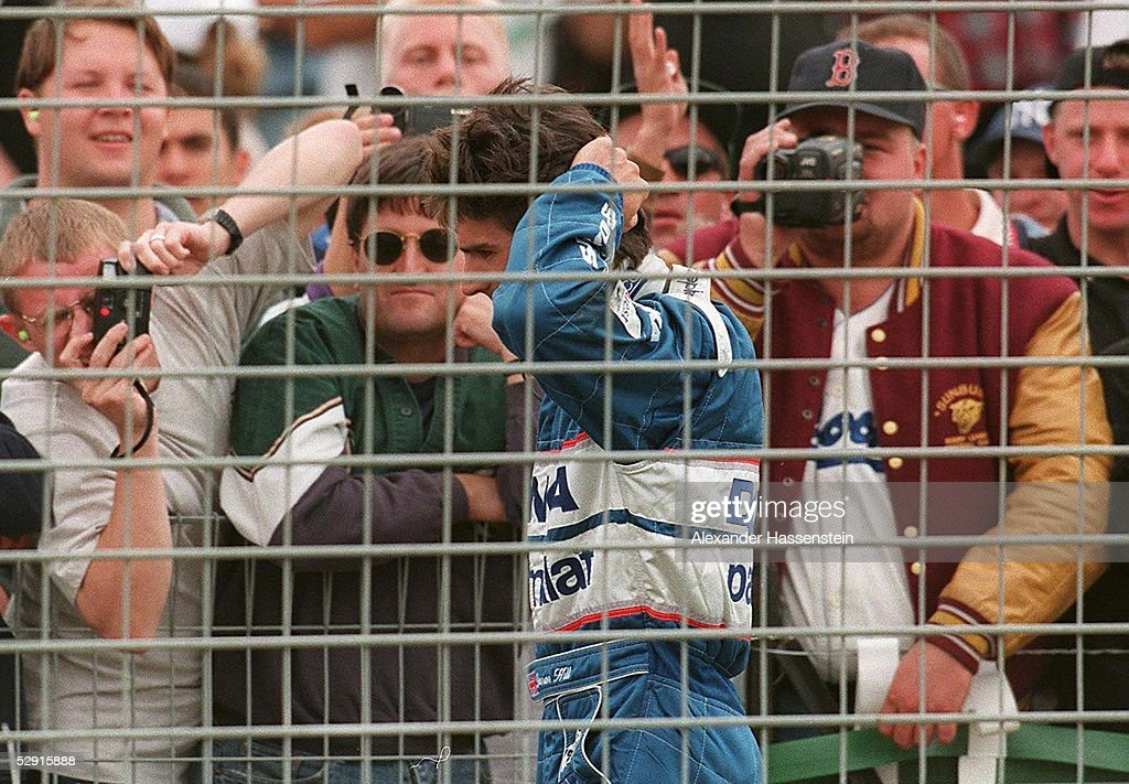 FORMEL 1: GP von AUSTRALIEN 1997 Melbourne, 09.03.97 : News Photo