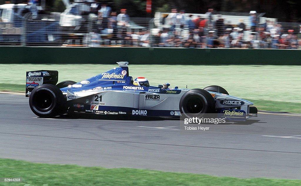 FORMEL 1: GP von AUSTRALIEN 1999 : News Photo