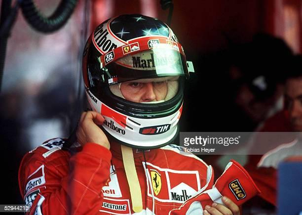 GP von AUSTRALIEN 1999 Melbourne Michael SCHUMACHER/GER FERRARI