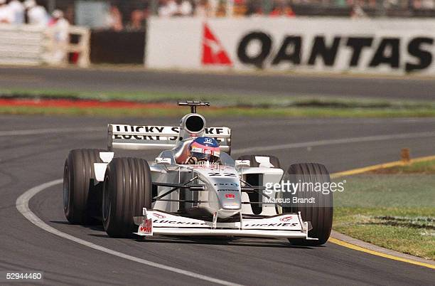 GP von AUSTRALIEN 2000 Melbourne/AUS Jacques VILLENEUVE/CAN BAR HONDA