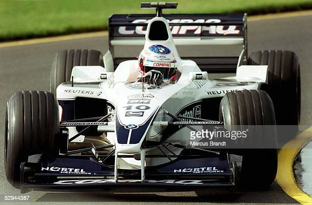 GP von AUSTRALIEN 2000 Melbourne/AUS Jenson BUTTON/GBR BMW WILLIAMS