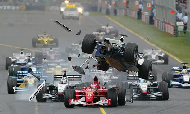 MOTORSPORT/FORMEL 1: GP VON AUSTRALIEN 2002