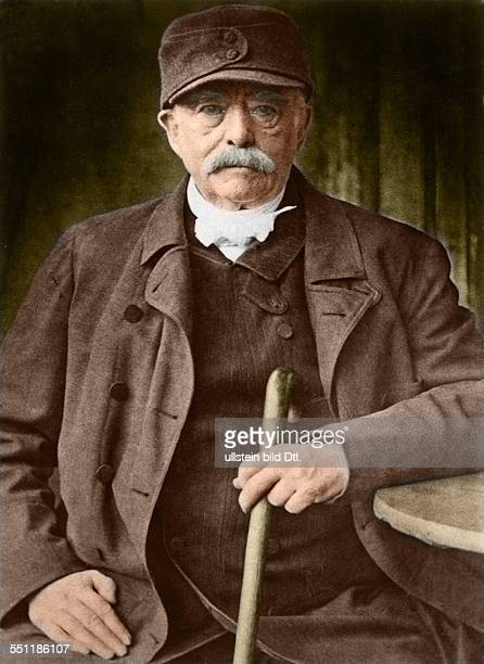 PRINCE OTTO von BISMARCK Prince Otto von BismarckSchonhausen Prussian statesman Prime Minister of Prussia Imperail Chancellor of Germany no date