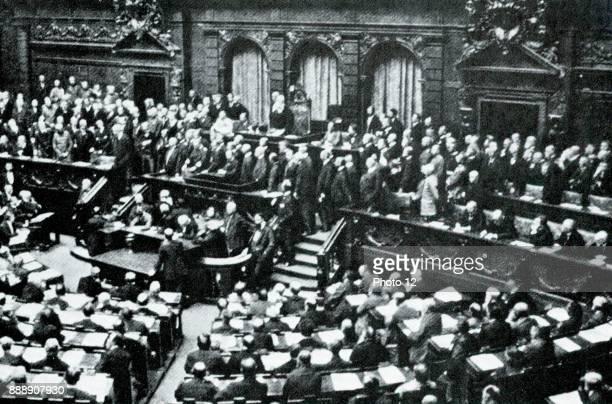 Von Bulow's last speech to the Reichstag 16 June 1909 Bernhard Heinrich Karl Martin von Bulow German Foreign Secretary 18971909 Responsible for...