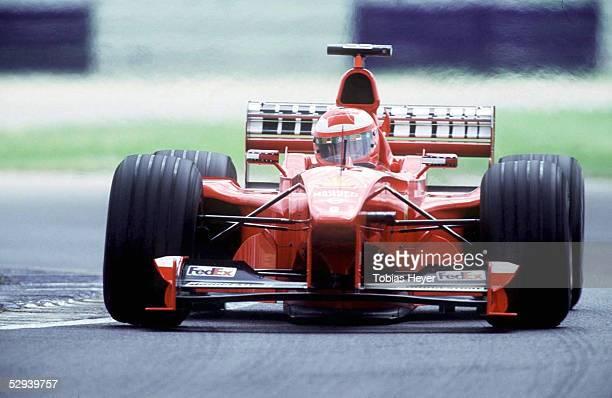 GP von ENGLAND 1999 Silverstone Eddie IRVINE/FERRARI