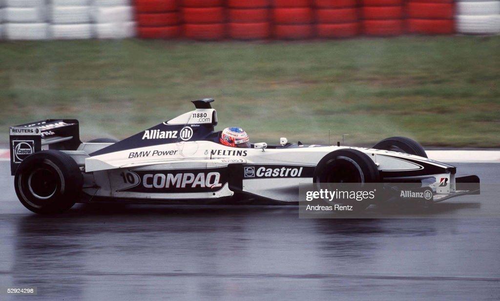 FORMEL 1: GP von EUROPA 2000 : ニュース写真