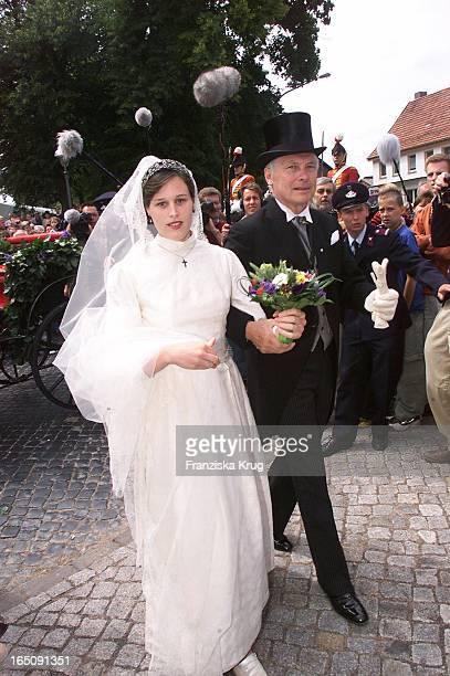 Von Hannover Heiratet Thyra Von Westernhagen .