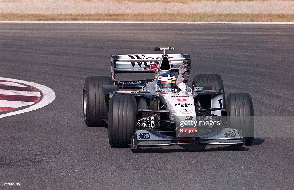 GP von JAPAN 1998 : News Photo