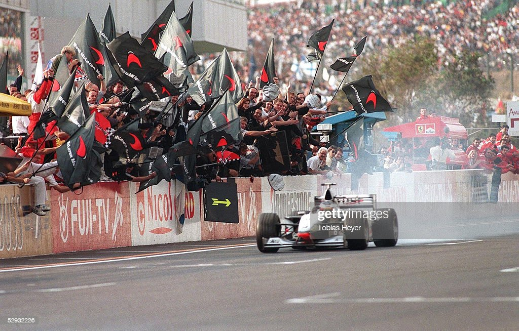 GP von Japan 1998 : News Photo