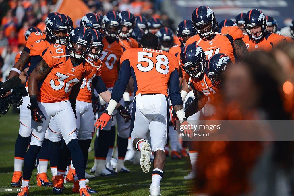 Kansas City Chiefs v Denver Broncos : ニュース写真