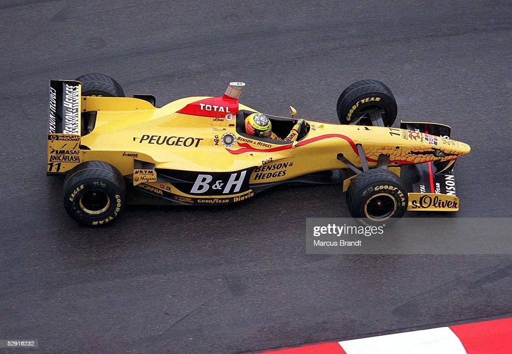 FORMEL 1: GP von MONACO 1997 Monte Carlo, 11.05.97 : News Photo
