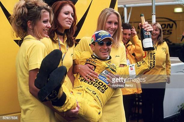 GP von OESTERREICH 2000 Spielberg/Zeltweg Jarno TRULLI/ITA JORDAN MUGEN HONDA