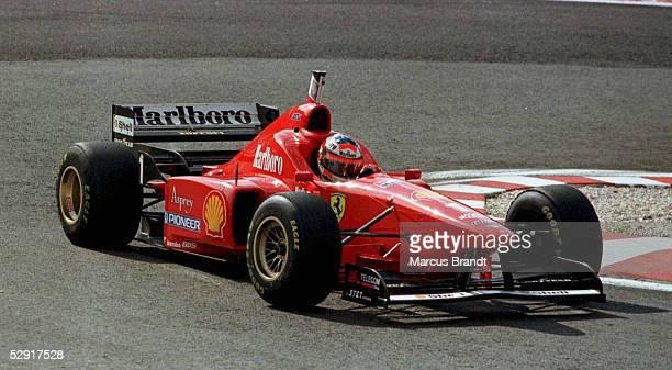 GP von Portugal in Estoril 21996 Michael SCHUMACHER