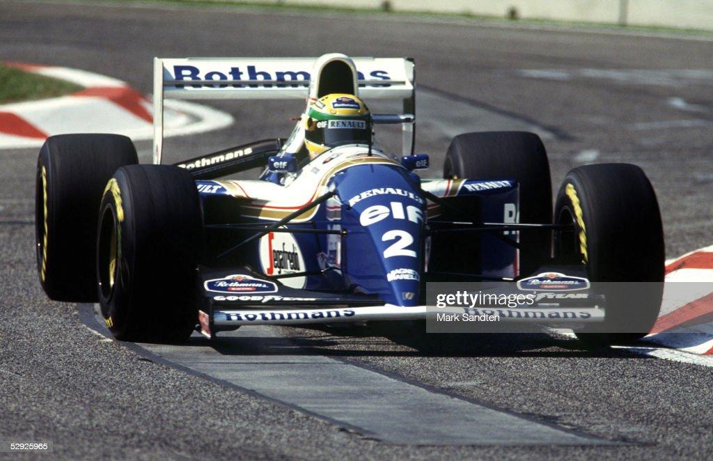FORMEL 1: GP von SAN MARINO 1994 : News Photo