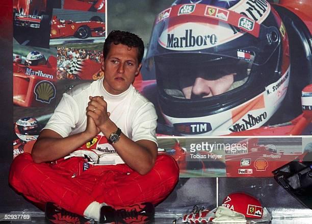 GP von SAN MARINO 1999 Imola Michael SCHUMACHER/FERRARI