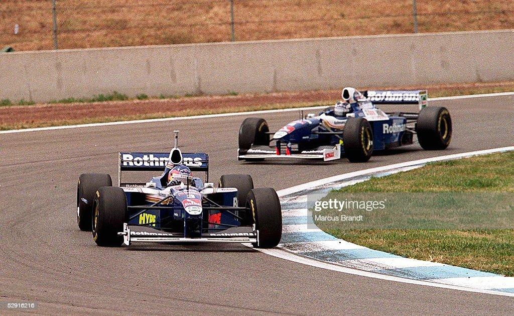 FORMEL 1: GP von SPANIEN 1997 Barcelona, 25.05.97 : News Photo